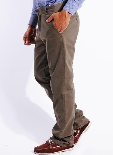 Asymmetry Pantolon Haki